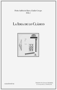 9_La idea de lo clásico